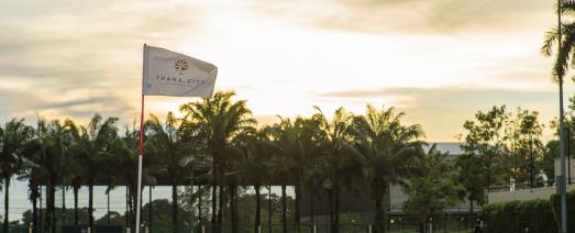 Thana City Country Club Flag